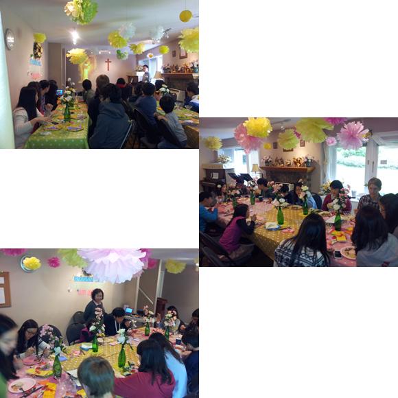 Youth 중고등부 친구초청 파티