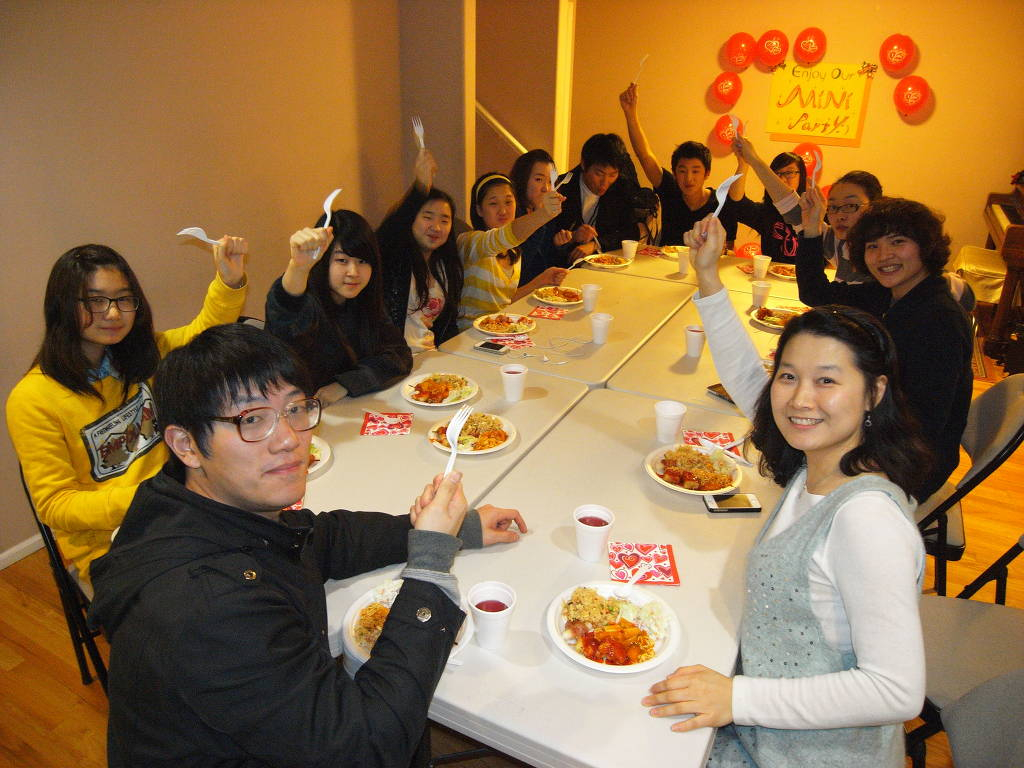 GDEW Youth MiniParty