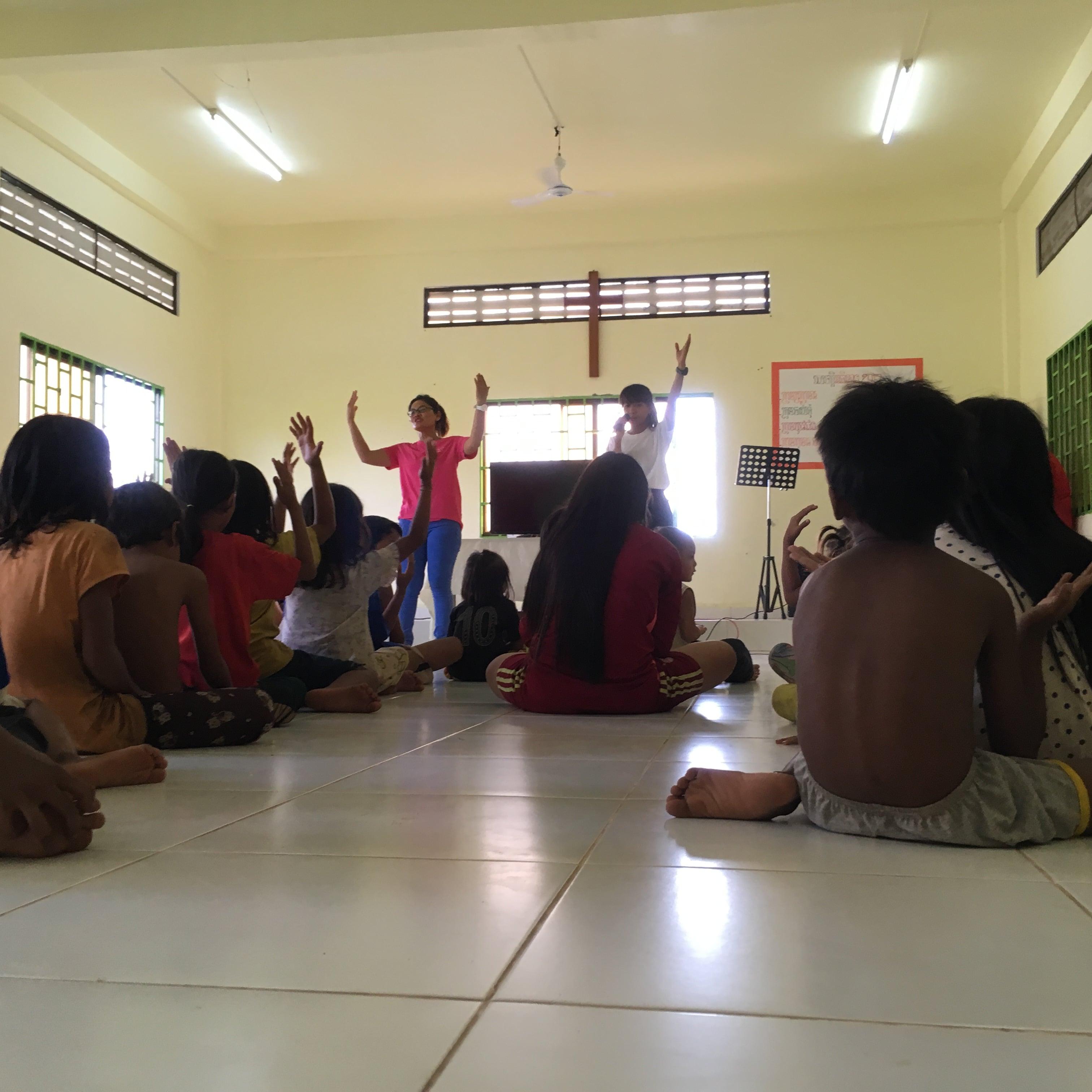 2017 캄보디아 아웃리치 Cambodia Outreach 밴쿠버 GDEW