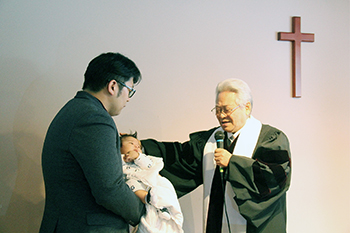 2016년도 세례식