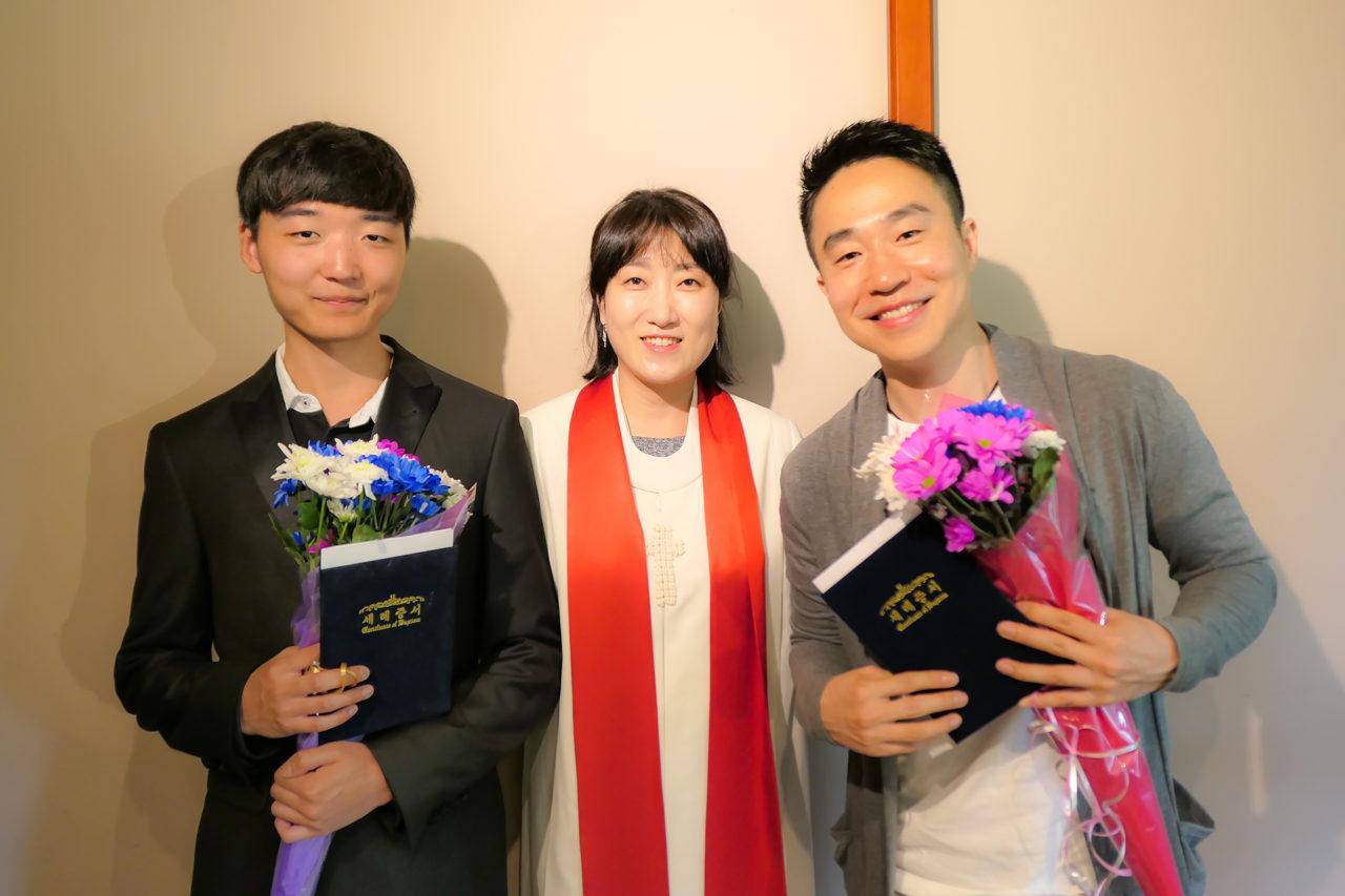 2018 세례식 (5월 20일)